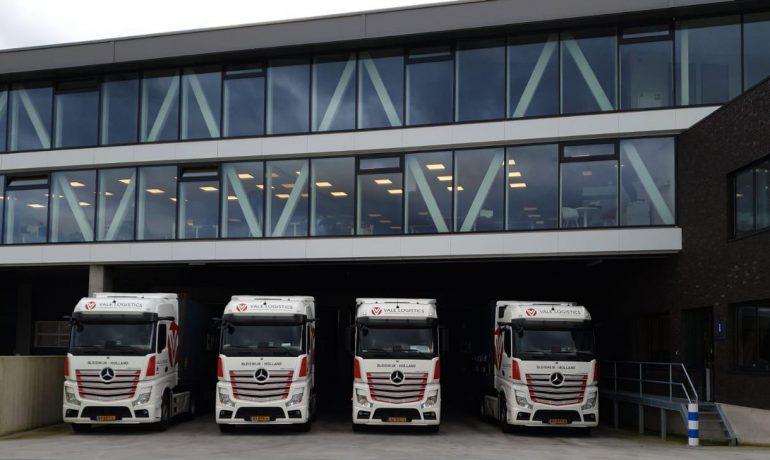 trucks vale logistics