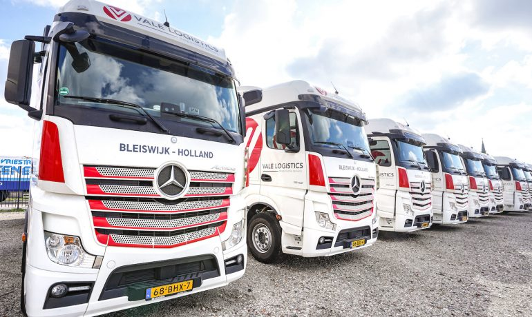 vale logistics transportbedrijf